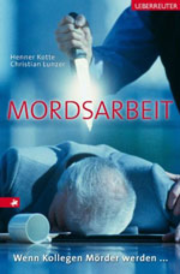 Buchcover &quotMordsarbeit""