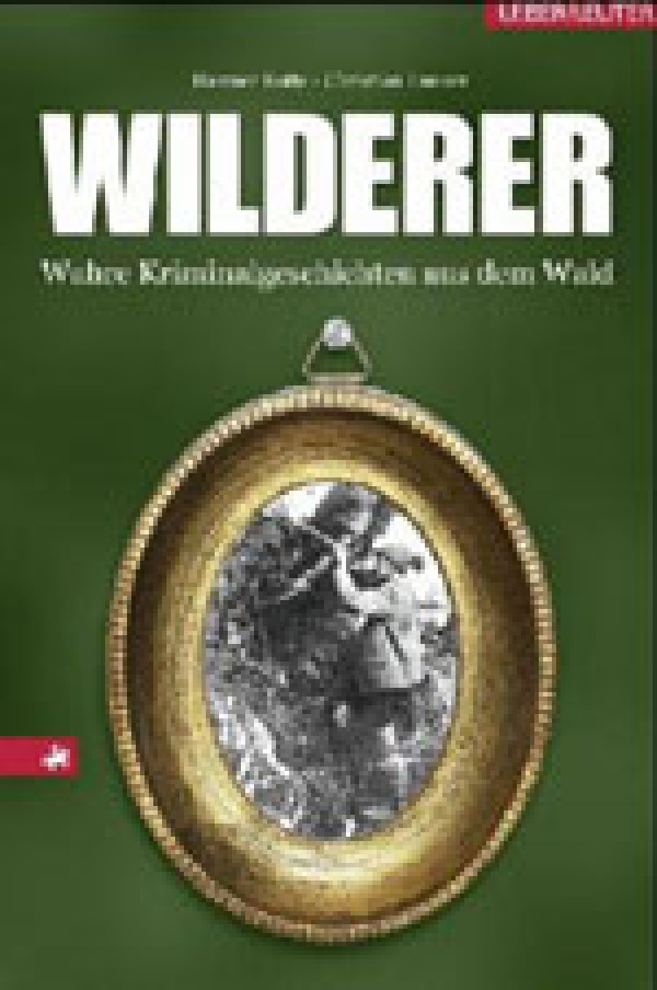 Buchcover &quotWilderer""